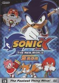 Sonic X: New World Saga