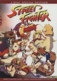 Street Fighter: 2 Disc Special Edition