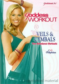 Goddess Workout, The: Veils And Cymbals - Two Bellydance Workouts