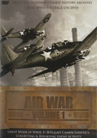 National Combat History Archive: Air War - Volume 1