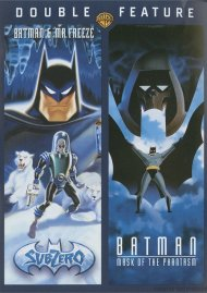 Batman: Batman & Mr. Freeze: Subzero / Mask Of The Phantasm (Double Feature)