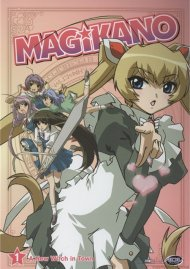 Magikano: A New Witch In Town - Volume 1