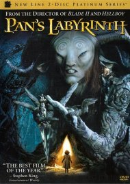 Pans Labyrinth: 2-Disc Platinum Series (With Golden Compass Movie Money)