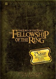Lord Of The Rings, The: The Fellowship Of The Ring - Platinum Series Special Extended Edition (With Golden Compass Movie Money)