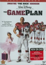 Game Plan, The (Fullscreen)