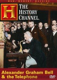 Man, Moment, Machine: Alexander Graham Bell & The Astonishing Telephone