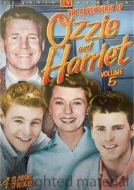 Adventures Of Ozzie & Harriet, The: Volume 5