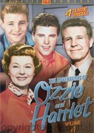 Adventures Of Ozzie & Harriet, The: Volume 4