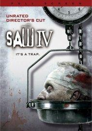 Saw IV: Unrated Directors Cut (Fullscreen)