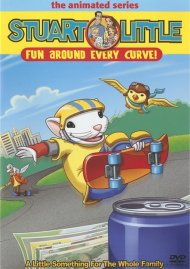 Stuart Little: The Animated Series - Fun Around Every Curve! (With Toy)