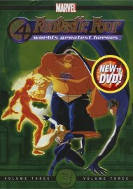 Fantastic Four: Worlds Greatest Heroes - Volume 3