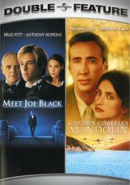 Meet Joe Black / Captain Corellis Mandolin (Double Feature)