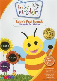 Baby Einstein: Babys First Sounds