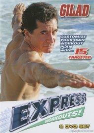 Gilad: 15 Targeted Express Workouts (2 DVD Set)