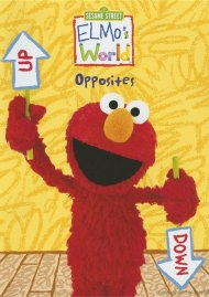 Elmos World: Opposites