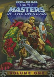 He-Man And The Masters Of The Universe: Volume 1