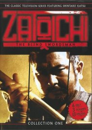 Zatoichi: TV Series Collection One - Volumes 1-3