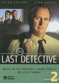Last Detective, The: Series 2