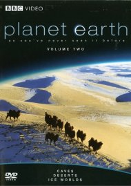 Planet Earth: Caves / Deserts / Ice Worlds