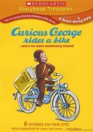 Curious George: Rides A Bike...And More Monkeying Around