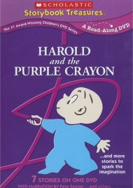 Harold And The Purple Crayon...And More Stories That Spark The Imagination