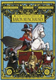 Adventures Of Baron Munchausen, The: 20th Anniversary Edition