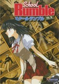 School Rumble: Volume 5
