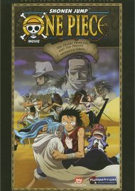 One Piece Movie: The Desert Princess And The Pirates Adventures In Alabasta