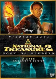 National Treasure 2: Book Of Secrets - 2 Disc Gold Collectors Edition