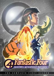 Fantastic Four: Worlds Greatest Heroes: The Complete First Season