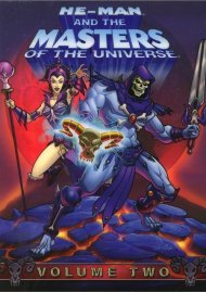 He-Man And The Masters Of The Universe: Volume 2