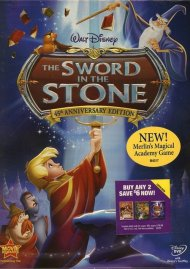 Sword In The Stone, The: 45th Anniversary Special Edition