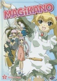Magikano: Witchs Flight, The - Volume 3