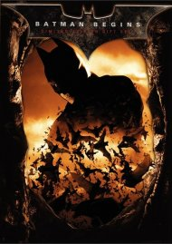 Batman Begins: Limited Edition Gift Set