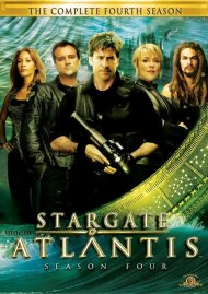 Stargate Atlantis: Complete 4th Season