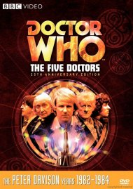 Doctor Who: The Five Doctors - 25th Anniversary Edition