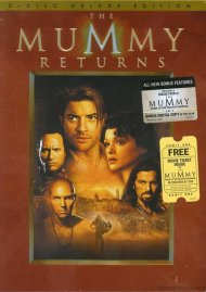 Mummy Returns, The: Deluxe Edition