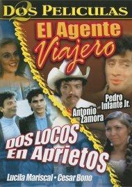 El Agente Viajero / Dos Locos En Aprietos (Double Feature)