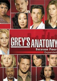 Greys Anatomy: Season Four - Expanded
