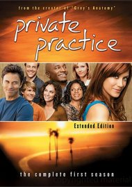 Private Practice: The Complete First Season - Extended Edition