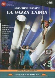 Gioacchino Rossini: La Gazza Ladra
