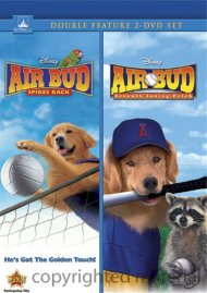 Air Bud 4: Seventh Inning Fetch / Air Bud 5: Spikes Back (Double Feature)