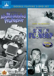 Absent-Minded Professor, The / Son Of Flubber (Double Feature)