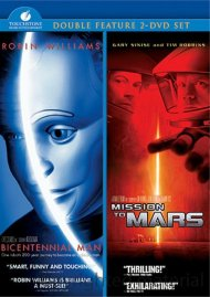 Bicentennial Man / Mission To Mars (Double Feature)