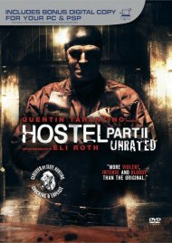 Hostel: Part II - Unrated Directors Cut (with Digital Copy)