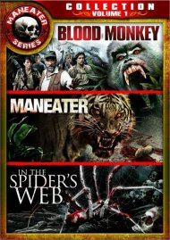 Maneater Series Collection: Volume 1