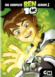 Ben 10: The Complete Seasons 1 - 3
