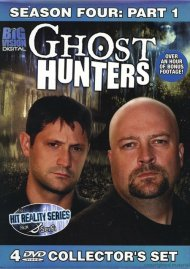 Ghost Hunters: Season 4 - Part 1