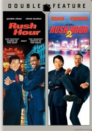 Rush Hour / Rush Hour 2 (Double Feature)