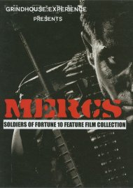 Grindhouse Experience Presents: Mercs Soldiers Of Fortune - 10 Film Feature Collection